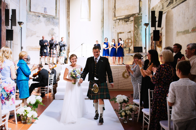 what is the budget for wedding in prague in the czech republic